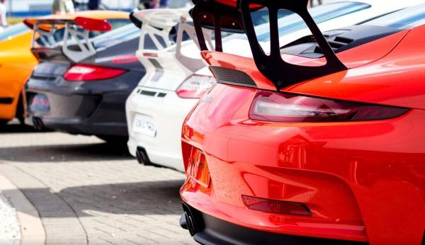 large choix de véhicules
