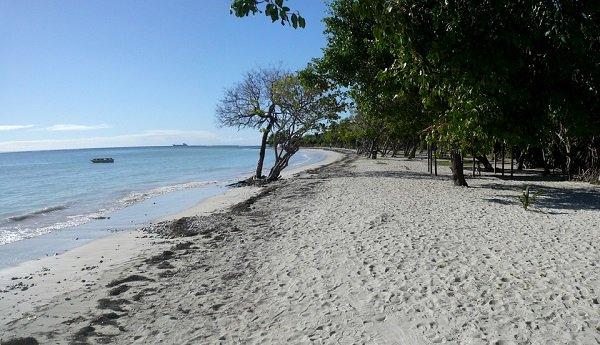 plage des salines