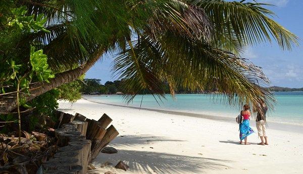 plages de sable