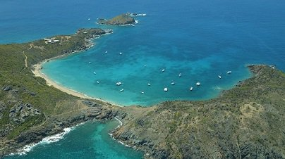 Saint Barth plage